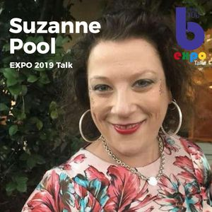 Listen to Suzanne Pool  at The Best You EXPO