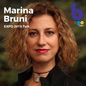 Listen to Marina Bruni at The Best You EXPO