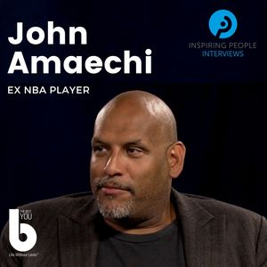 Listen to Episode #26: John Amaechi