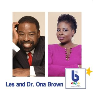 Listen to Les & Dr. Ona Brown at Virtual EXPO LA 2020