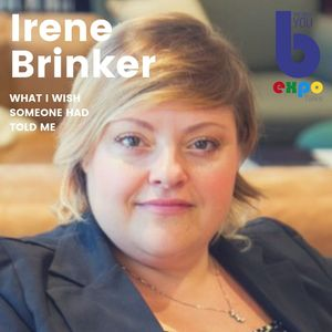 Listen to Irene Brinker at The Best You EXPO