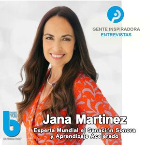 Listen to Episodio #008: Jana Martinez