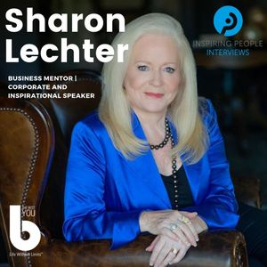 Listen to Episode #47:  Sharon Lechter