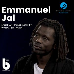 Listen to Episode #30: Emmanuel Jal