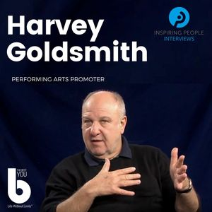 Listen to Episode #8: Harvey Goldsmith