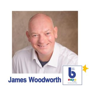 Listen to James Woodworth at The Best You EXPO