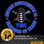 Listen to Episode 47: Veteran's Day 2