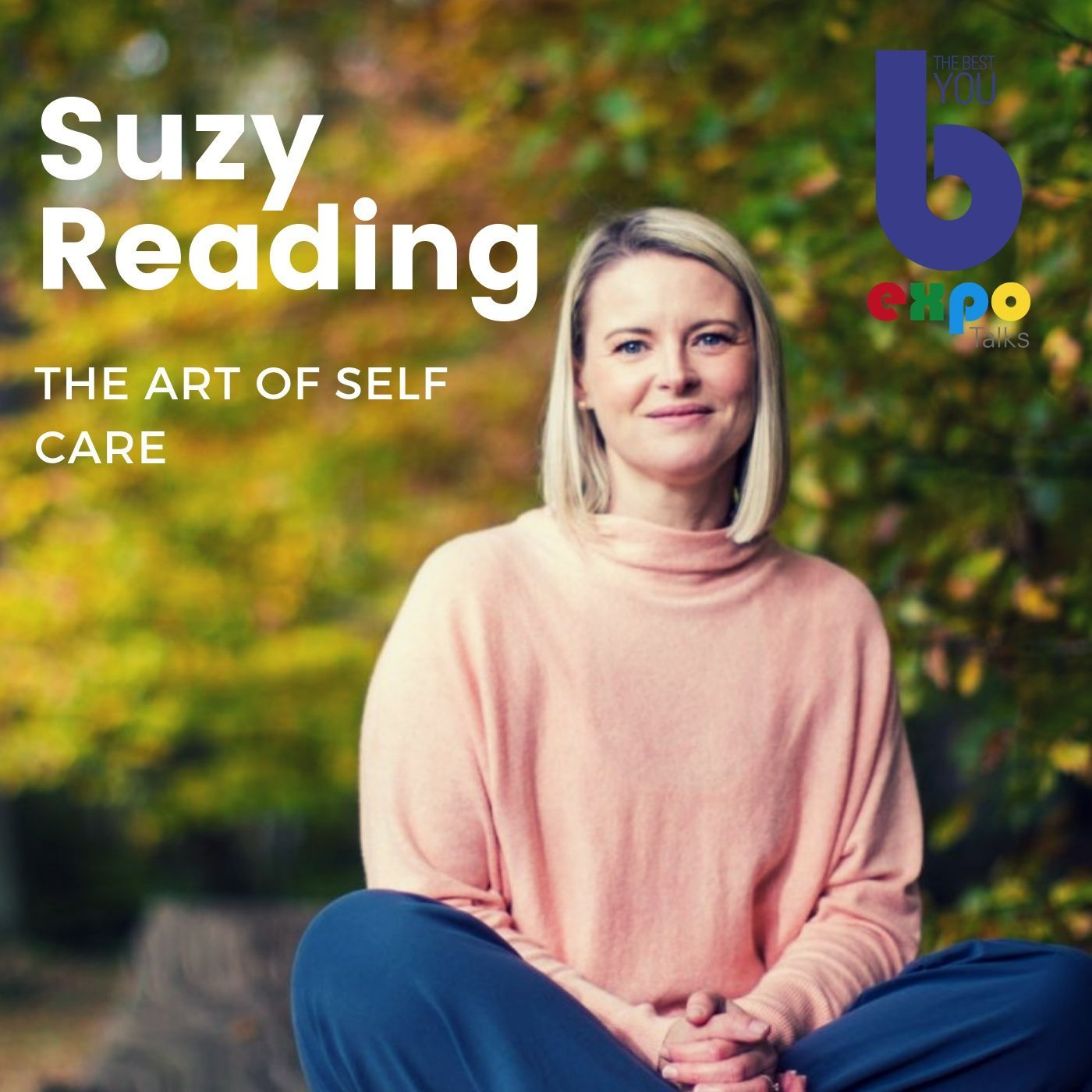 Listen to Suzy Reading at The Best You EXPO