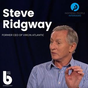 Listen to Episode #7: Steve Ridgway