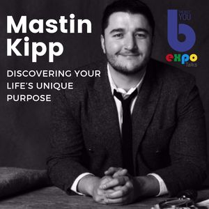 Listen to Mastin Kipp at The Best You EXPO