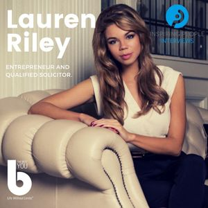 Listen to Episode #40: Lauren Riley