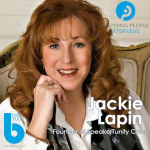Listen to Episode #70: Jackie Lapin