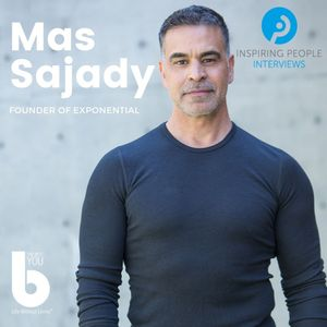 Listen to Episode #43: Mas Sajady