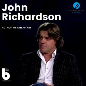Listen to Episode #13: John Richardson