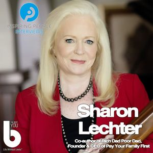 Listen to Episode #78: Sharon Lechter