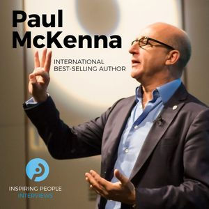 Listen to Episode #58: Paul McKenna