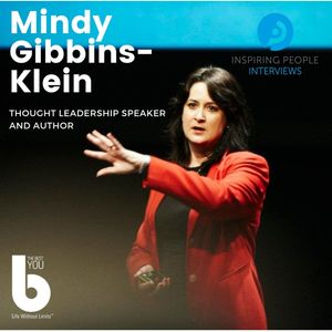Listen to Episode #38: Mindy Gibbins - Klein
