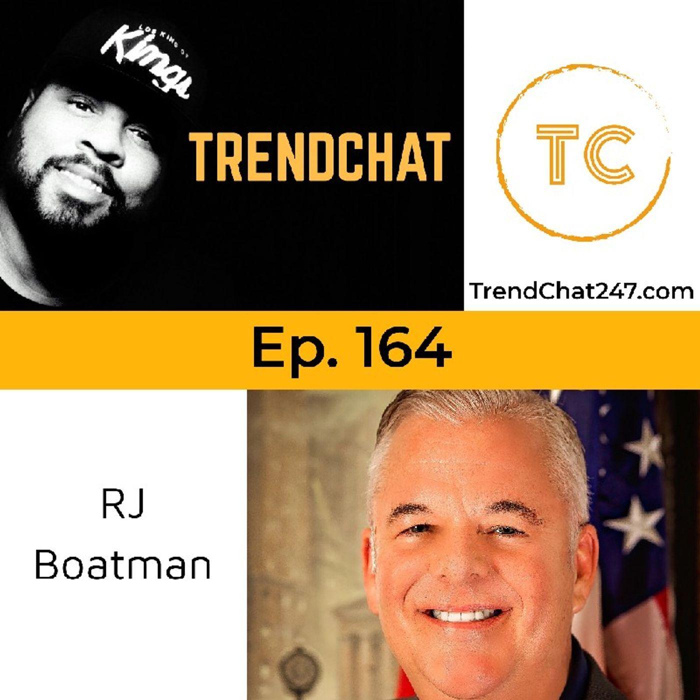 Ep. 164 - Candidate Series: RJ Boatman For U.S. Congress (TX-36)