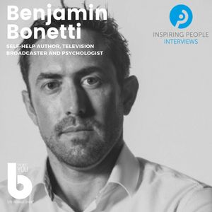 Listen to Episode #52:  Benjamin Bonetti