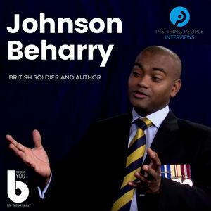 Listen to Episode #6: Johnson Beharry