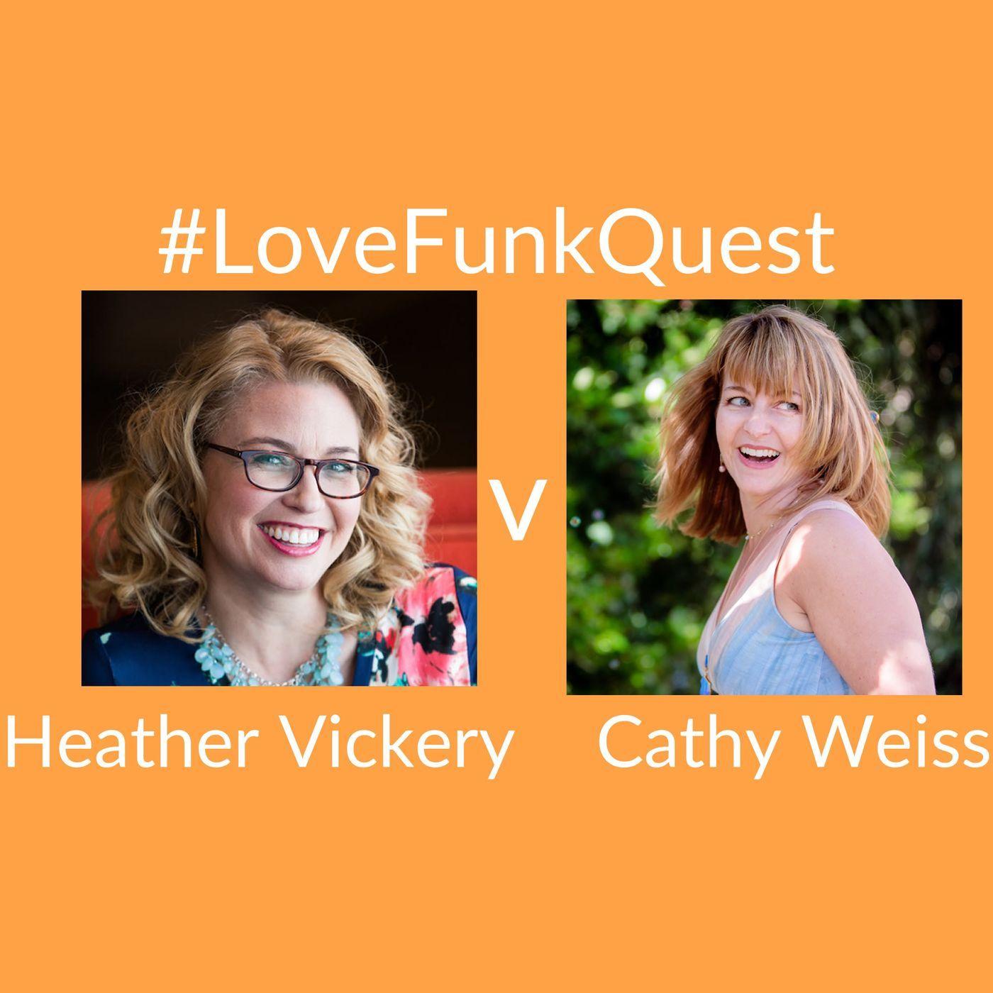 FunkQuest Heather v Cathy season 1 - Semi final 1