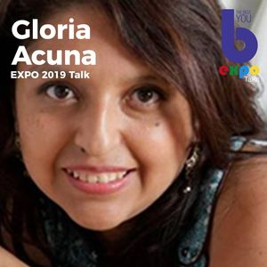 Listen to Glora Acuna at The Best You EXPO