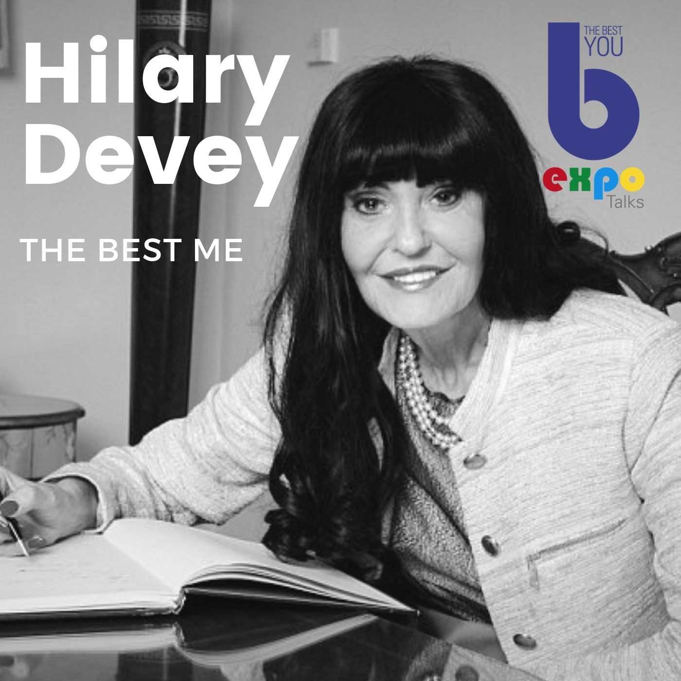 Listen to Hilary Devey at The Best You EXPO