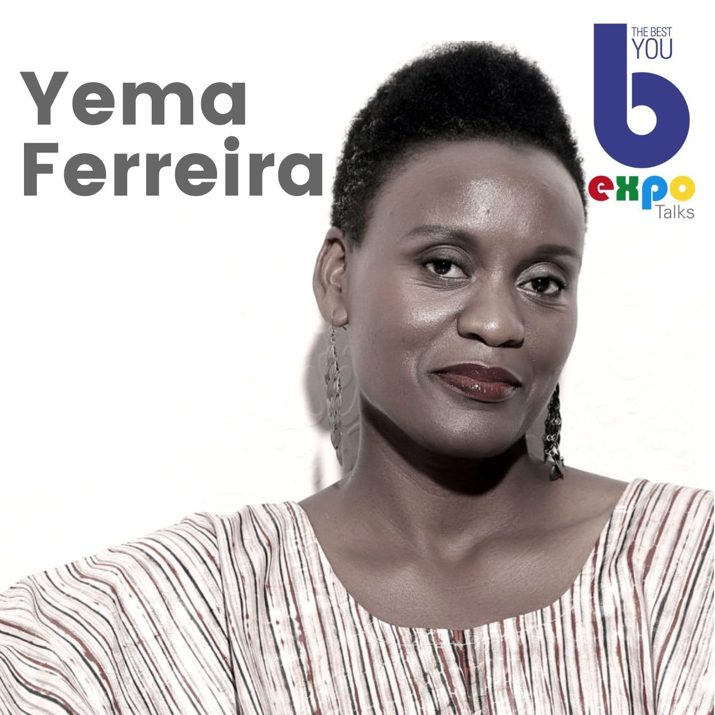 Listen to Yema Ferreira at The Best You EXPO