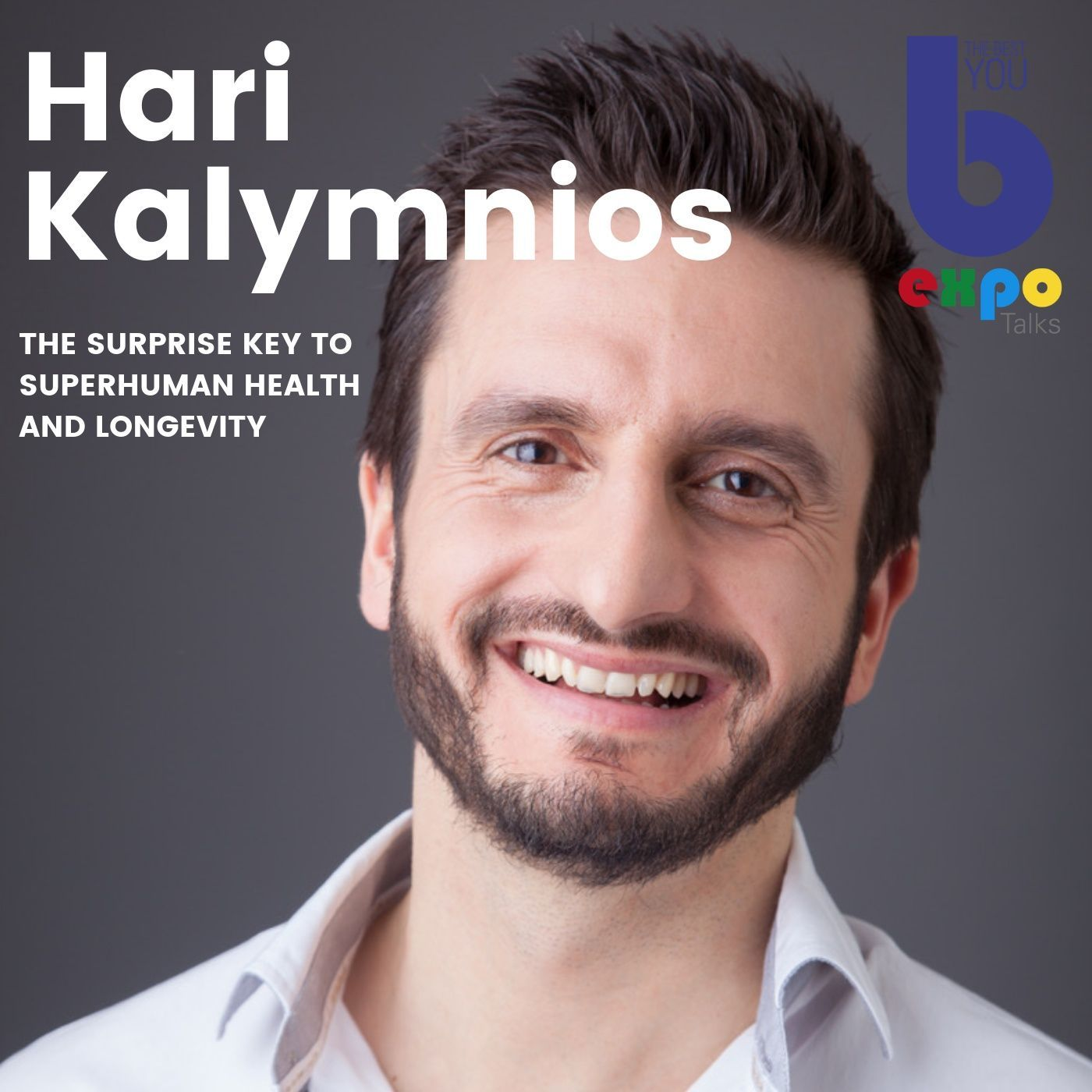 Listen to Hari Kalymnios at The Best You EXPO