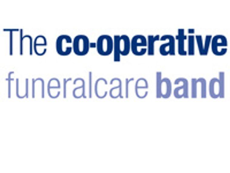 Cooperative Funeralcare Band logo