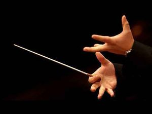 Conducting hands