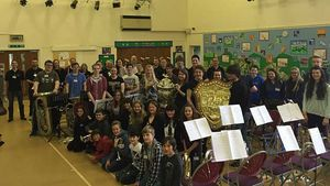 Yorkshire Youth Brass Band