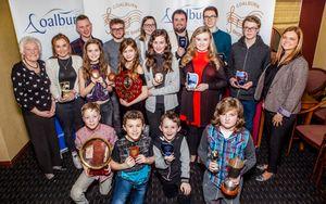 Coalburn Awards