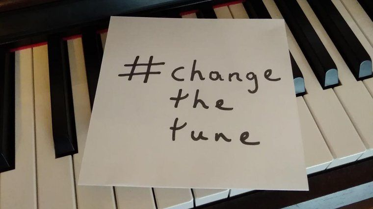 Change the tune