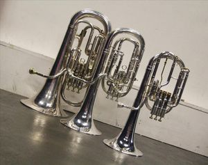 mIDDLE BRASS