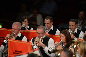 Co-operative Funeralcare Band in action