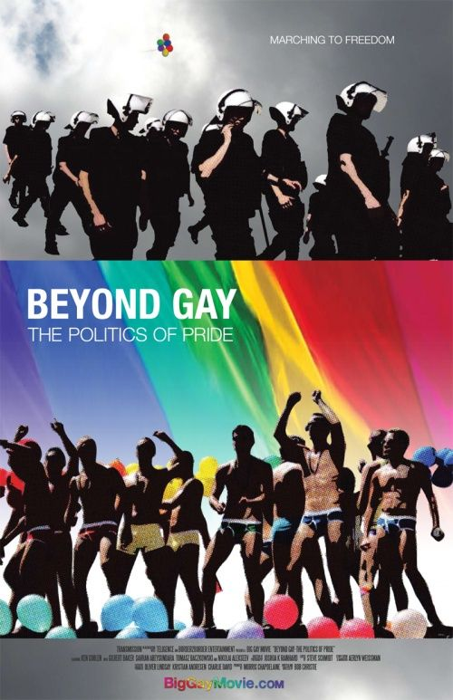 Beyond Gay: the politics of pride streaming vf