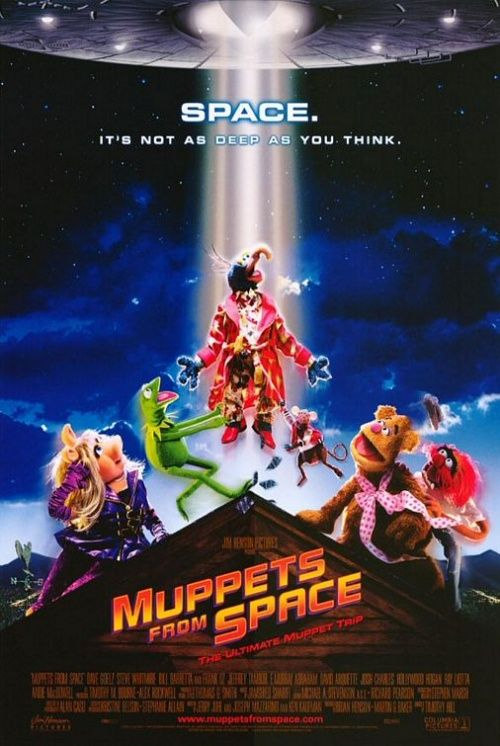 Les Muppets - Les Muppets dans l'espace streaming vf