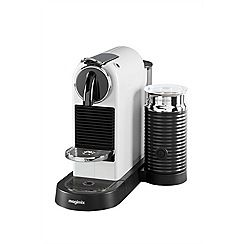 325004909880: White Nespresso Citiz & Milk  coffee machine 11319