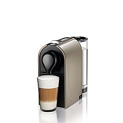 325004910863: Pure grey U coffee machine XN250A40