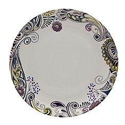 332005933094PLRD: Monsoon cosmic round platter