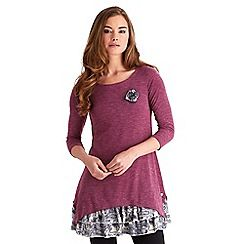 61068_WC015A: Pink indispensible tunic