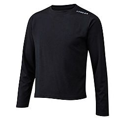 61856_ARCT610: Black Arctic Aps Crew Neck