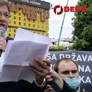 Hadžikadić pozvan na prekršajnu odgovornost zbog organizacije protesta u Sarajevu!