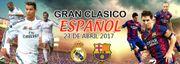 [西班牙甲組足球聯賽2016/17 - 皇家馬德里 VS 巴塞隆拿]