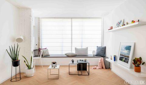 Jaffa 古舊公寓 重新演繹白色開明