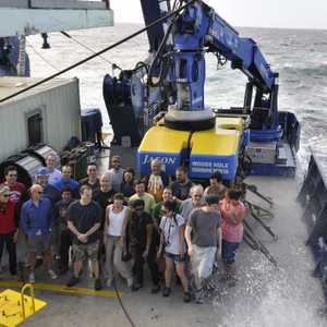 2013 - Atlantis cruise - ROV Jason