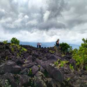 2017 - DCO BMS Expedition - Arenal lava field - Costa Rica