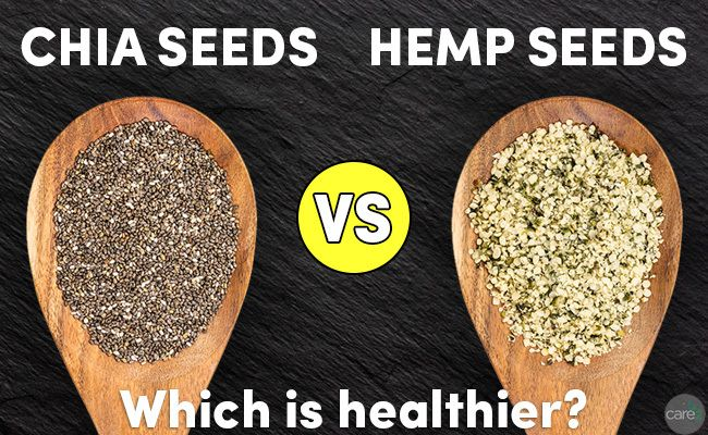 Chia Seeds Vs Hemp Seeds: Which Are Healthier? | Care2 Healthy Living
