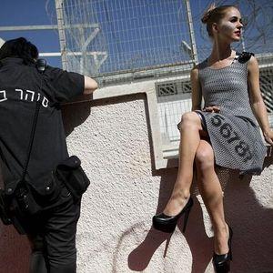 Интересни снимки от женския затвор в Израел, в който лежат жени от цял свят